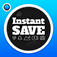 InstantSave for Instagram, Vine and SnapChat logo